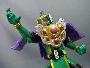 仮面ライダー鎧武 AC03 仮面ライダー龍玄 ブドウアームズ027