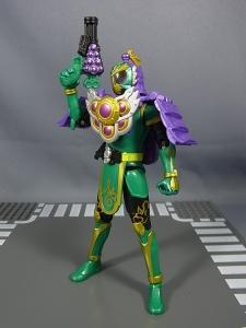 仮面ライダー鎧武 AC03 仮面ライダー龍玄 ブドウアームズ031