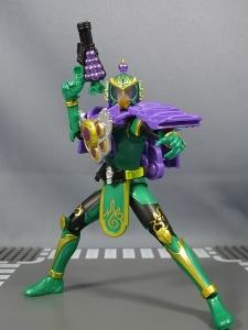 仮面ライダー鎧武 AC03 仮面ライダー龍玄 ブドウアームズ036