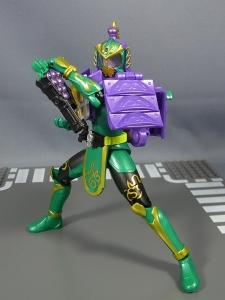 仮面ライダー鎧武 AC03 仮面ライダー龍玄 ブドウアームズ038