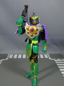 仮面ライダー鎧武 AC03 仮面ライダー龍玄 ブドウアームズ042