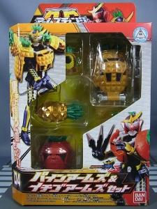 仮面ライダー鎧武 AC04 パインアームズイチゴアームズセット001