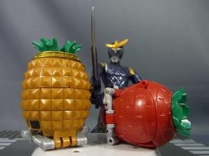 仮面ライダー鎧武 AC04 パインアームズイチゴアームズセット007