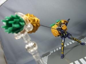 仮面ライダー鎧武 AC04 パインアームズイチゴアームズセット017