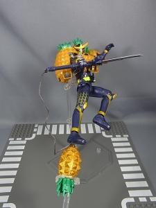 仮面ライダー鎧武 AC04 パインアームズイチゴアームズセット019