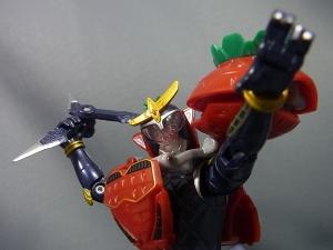 仮面ライダー鎧武 AC04 パインアームズイチゴアームズセット043