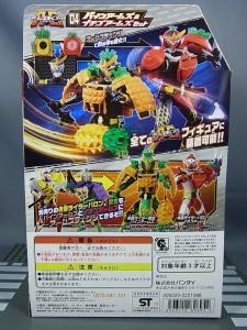仮面ライダー鎧武 AC04 パインアームズイチゴアームズで遊ぼう014