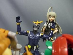 仮面ライダー鎧武 AC04 パインアームズイチゴアームズで遊ぼう020