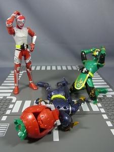 仮面ライダー鎧武 AC04 パインアームズイチゴアームズで遊ぼう024