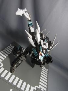 トランスフォーマーGo! イオン限定 版 ゲキソウマル黒獅子ver.022