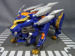 トランスフォーマーGo! イオン限定 版 ゲキソウマル黒獅子ver.040