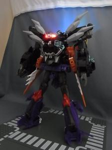 トランスフォーマーGo! イオン限定 版 ゲキソウマル黒獅子ver.参乗合体!006