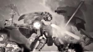 お寿司戦隊シャリダー S-09 イクラス Flying Jackman 02