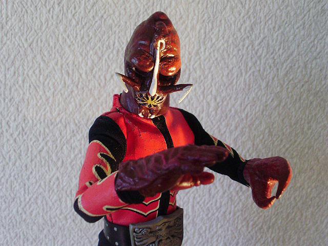 蠍男ポーズ-2