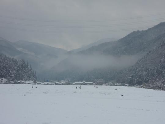 雪景色 H2612
