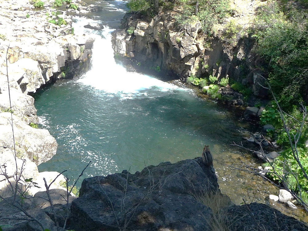 McCloud Lower falls
