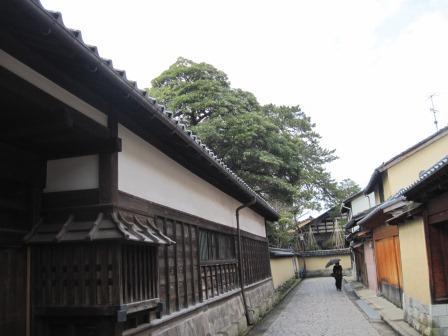 長町武家屋敷跡