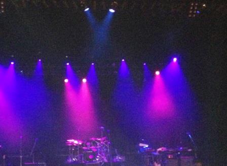 コンサート前