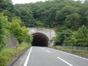 角亀トンネル