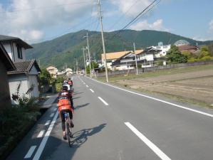 山崎町の裏道