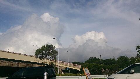 130905入道雲