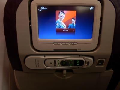 マレーシア航空「ペナン→クアラルンプール」10