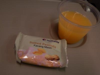 マレーシア航空「ペナン→クアラルンプール」11
