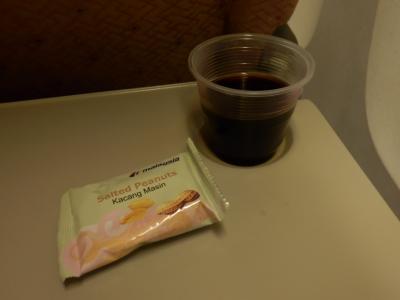マレーシア航空「クアラルンプール→成田」2