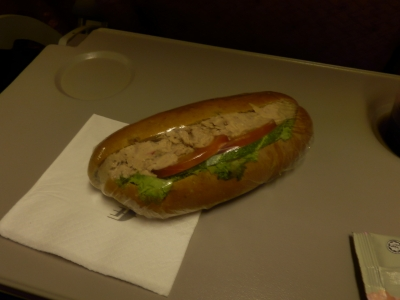 マレーシア航空「クアラルンプール→成田」3