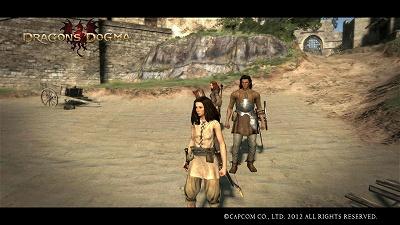 Dragons Dogma Screen Shot