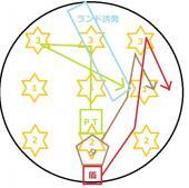 タイタンボム回避図2