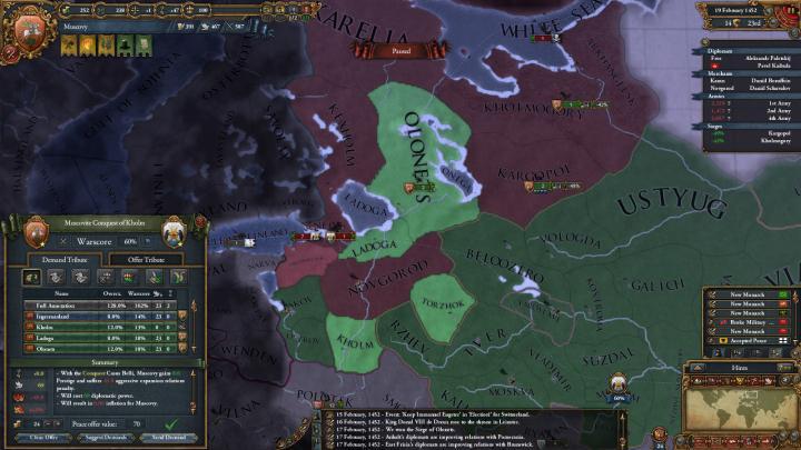 第1次ノヴゴロド遠征和平