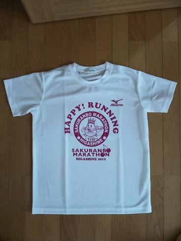さくらんぼTシャツ1