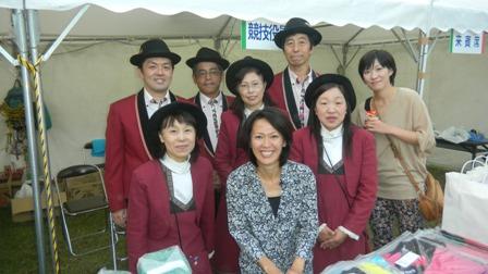 9月29日 駒ヶ根高原マラソン前夜祭 012