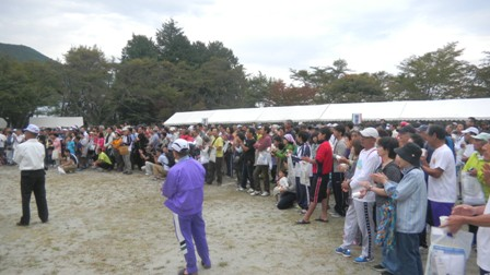 9月29日 駒ヶ根高原マラソン前夜祭 009