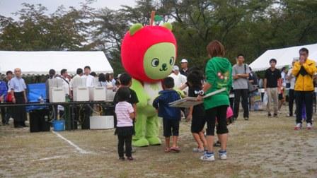 9月29日 駒ヶ根高原マラソン前夜祭 005