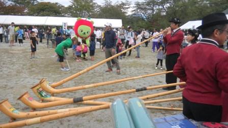 9月29日 駒ヶ根高原マラソン前夜祭 002