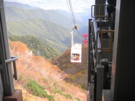10月14日 駒ヶ岳ホテル千畳敷での演奏 036