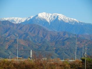 11月18日 西駒と仙丈岳 008