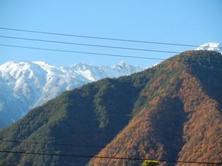 11月18日 西駒と仙丈岳 002