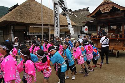 大内宿半夏祭り2012 003
