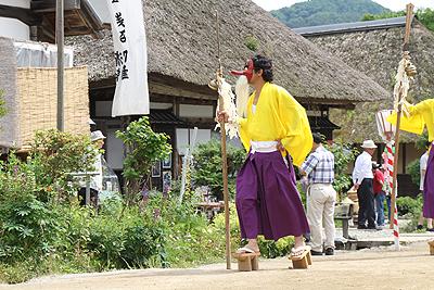 大内宿半夏祭り2012 007