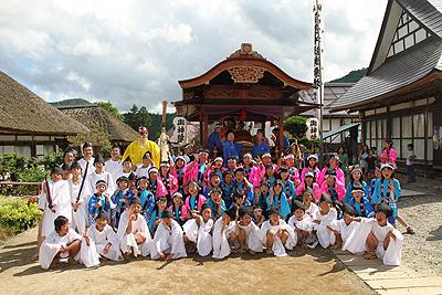 大内宿半夏祭り2012 014