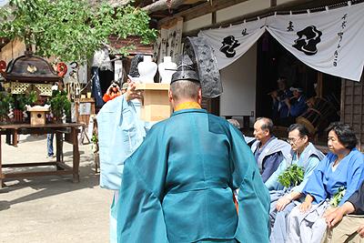大内宿半夏祭り2012 012
