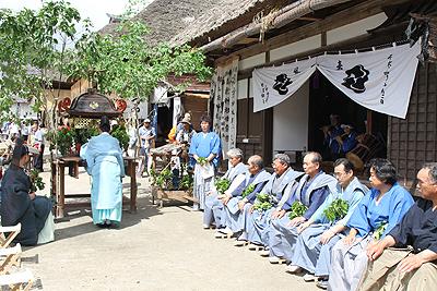 大内宿半夏祭り2012 011