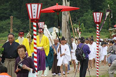 大内宿半夏祭り2012 019