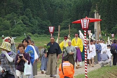 大内宿半夏祭り2012 020