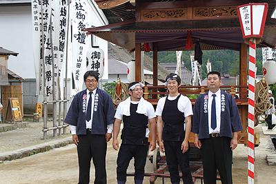 大内宿半夏祭り2012 017