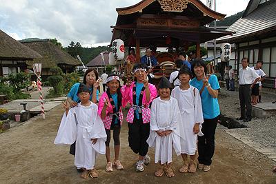 大内宿半夏祭り2012 016