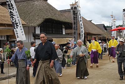 大内宿半夏祭り2012 025